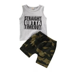 Other - Straight Out of Time Out Outfit